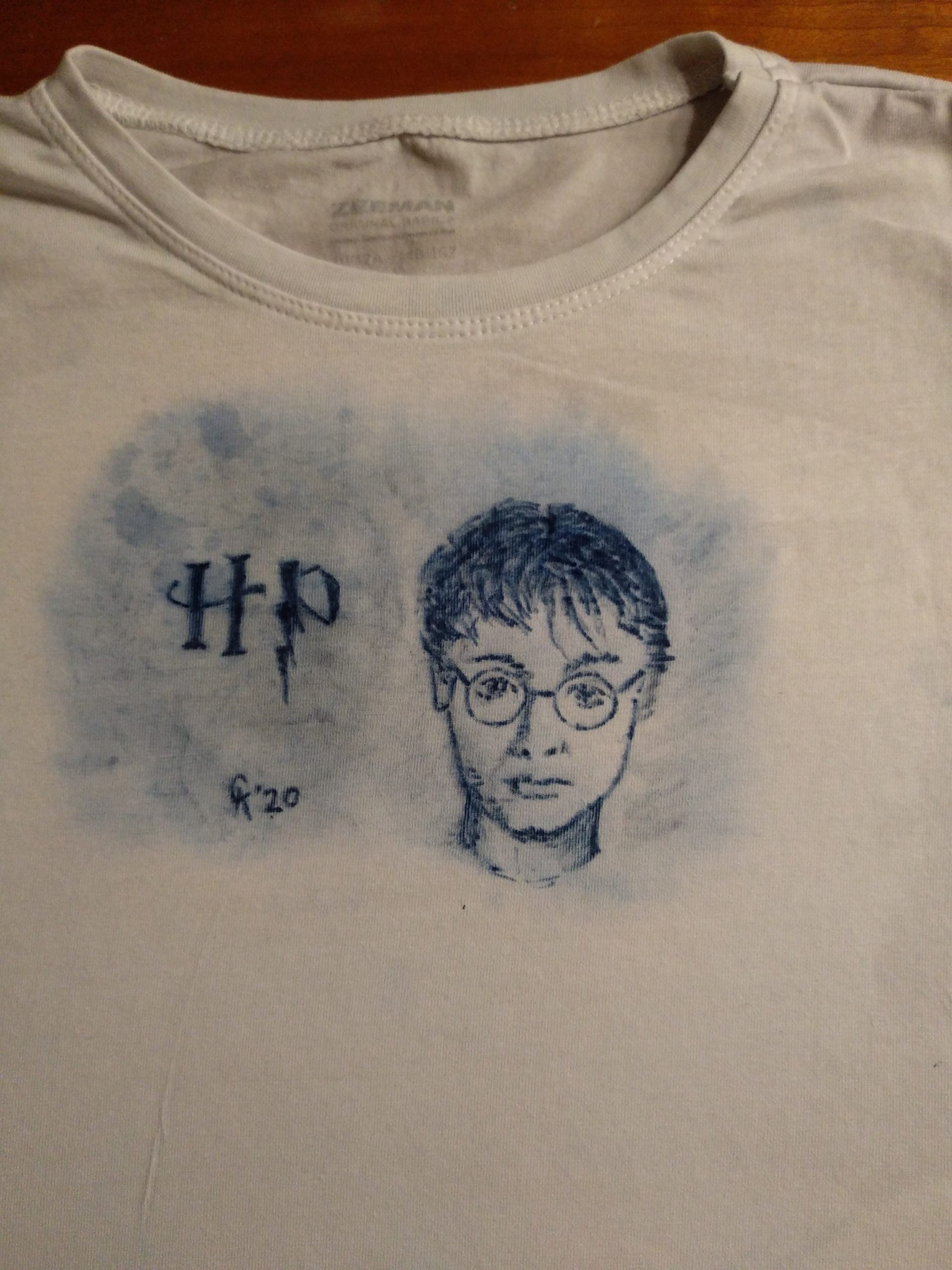 HARRY POTTER OP T-SHIRT